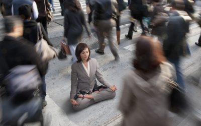 Mindfulness in a CrAzy World