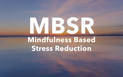 8 Week Mindfulness (MBSR) class with Beth Mulligan and Ian Challis
