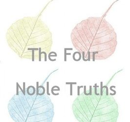 Living The Four Noble Truths:  A Daylong Retreat with Pablo Das