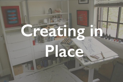 Virtual Art Show:  Creating in Place